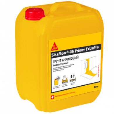 sikafloor®-06 primer extrapro цементные и полимерные полы