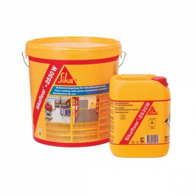 sikafloor®-2530 w цементные и полимерные полы
