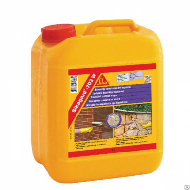 sikagard®-703 w защита стен и фасадов