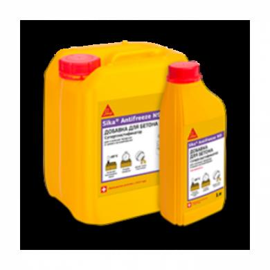 sika® antifreeze plast добавки в бетон