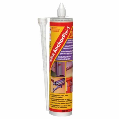 sika® anchorfix® -1 защита стен и фасадов