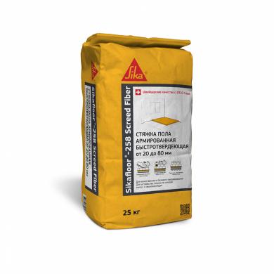 sikafloor®-258 screed fiber цементные и полимерные полы