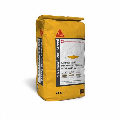 sikafloor®-206 screed цементные и полимерные полы