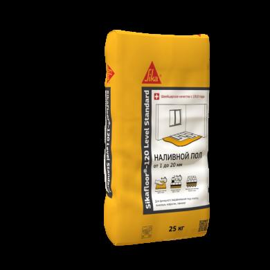 sikafloor®-120 level standard цементные и полимерные полы