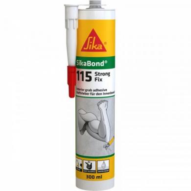 sikabond®-115 strong fix клеи и герметики