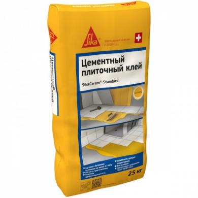 sikaceram® standard укладка плитки
