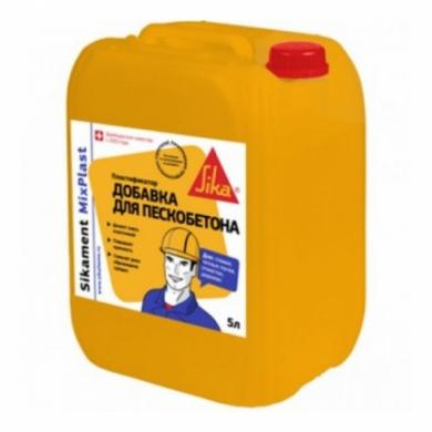 sika® mixplast добавки в бетон