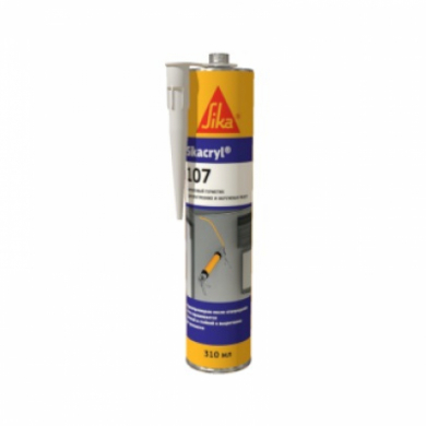 sikacryl®-107 клеи и герметики