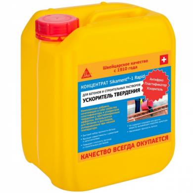 sikament®-1 rapid добавки в бетон