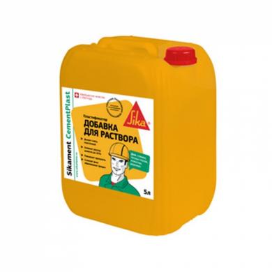 sikament® cementplast добавки в бетон
