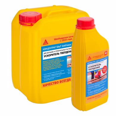 sika® antifreeze fs-1 добавки в бетон