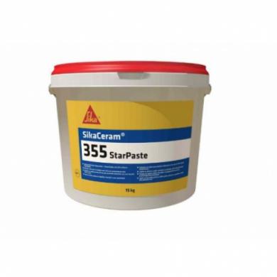sikaceram®-355 starpaste укладка плитки
