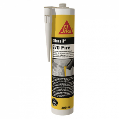 sikasil® fire 670 клеи и герметики