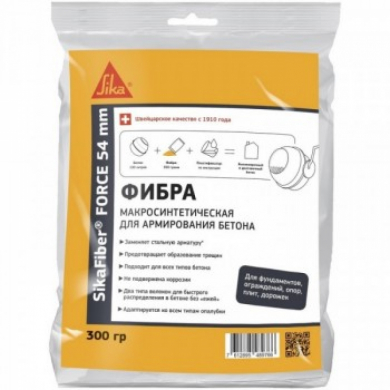 sikafiber® force-54 добавки в бетон
