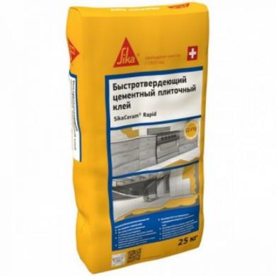 sikaceram® rapid укладка плитки